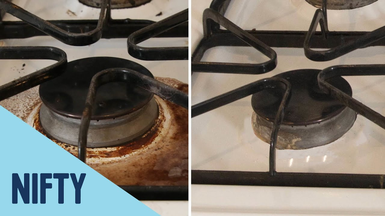 Easy Grease-Cleaning Hacks