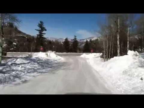 Bf Goodrich Rugged Terrain On Snow Test You