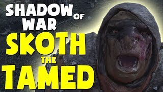 Middle Earth: Shadow of War Funny Moments - SKOTH THE TAMED