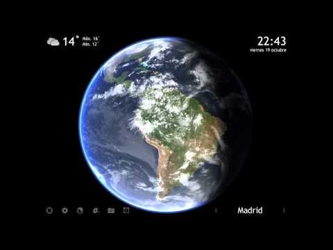 [ Apps iPad ] Living Earth HD Weather