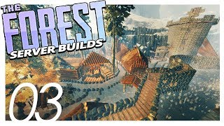 MAGICAL MEDIEVAL VILLAGE   The Forest Best Builds (Part 3)