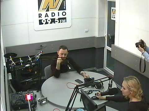 Рома Зверь в эфире NN-Radio