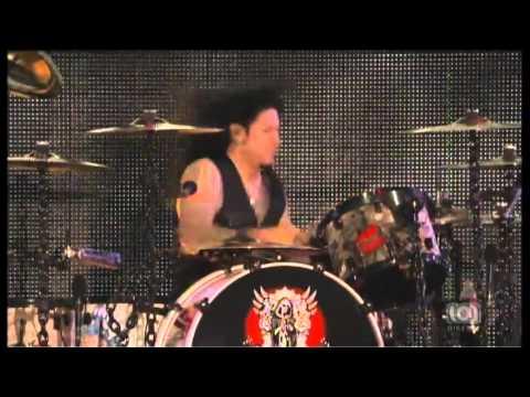 Buckcherry- All Night Long (Live Moondance Jam 2010) Pro Shot