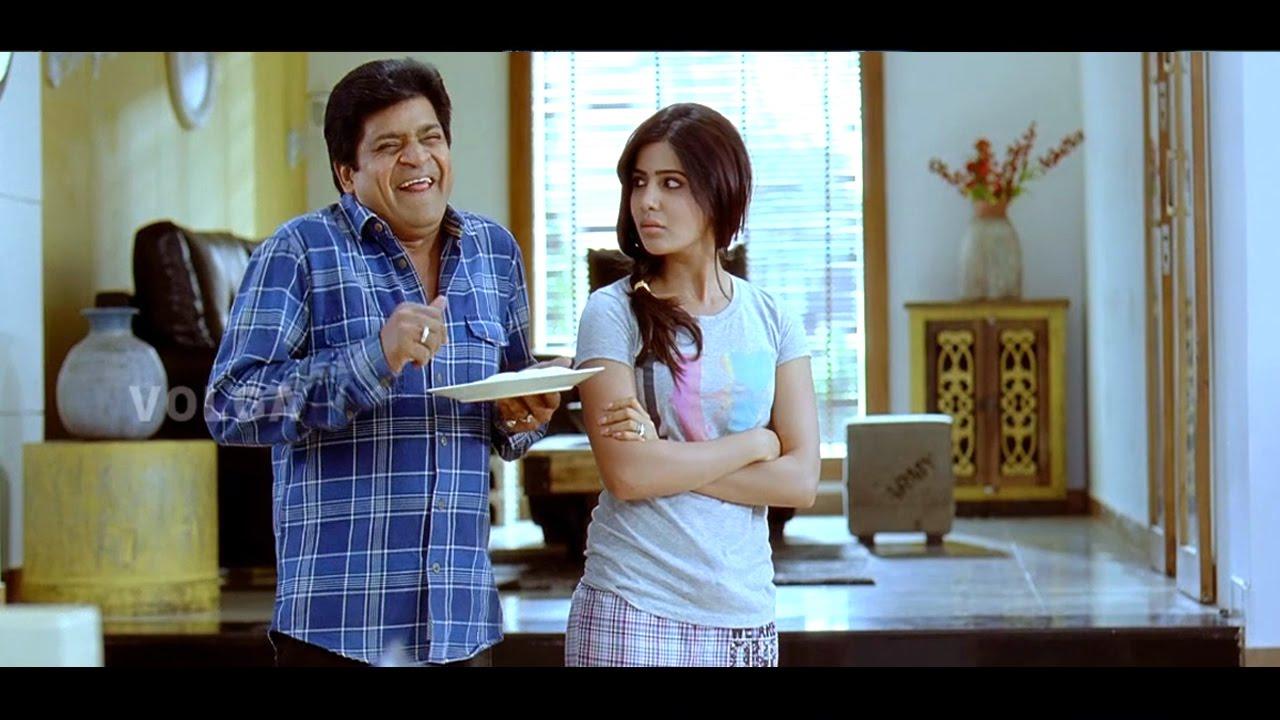 SMS Telugu Movie comedy scene - video dailymotion