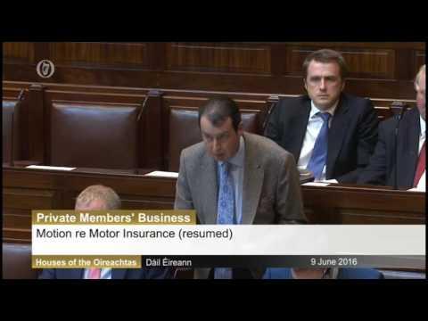 Motion on Motor Insurance - Frank O