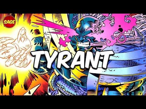 Tyrant marvel