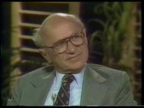 Milton Friedman on Donahue - 1979