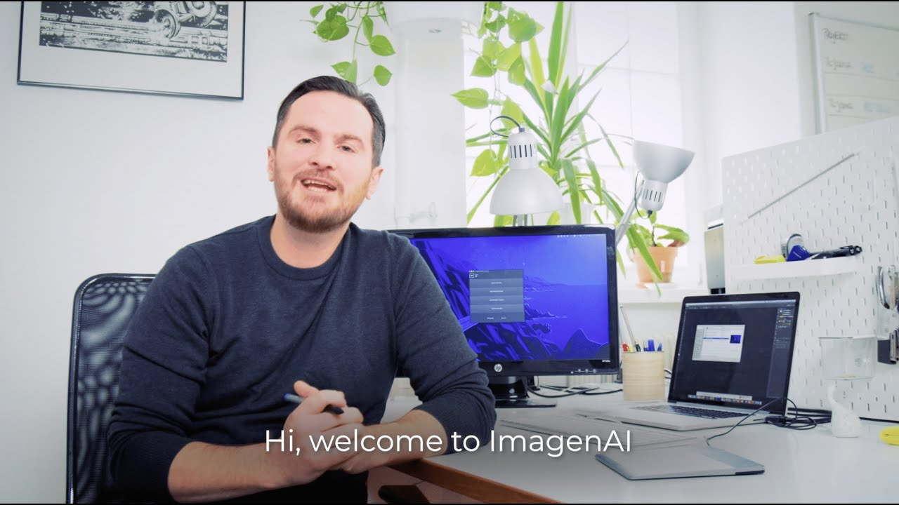 Getting started with ImagenAI