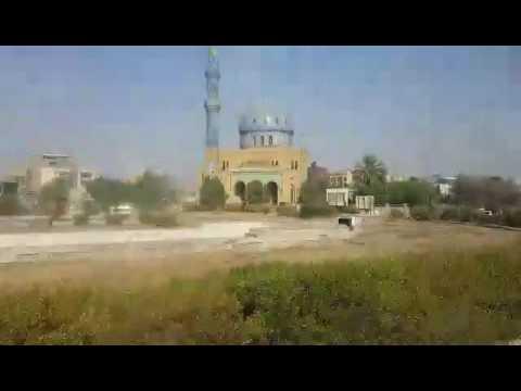 جولة في بغداد الحبيبة العراق