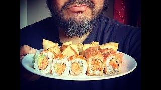 Asmr #480 Sushi!