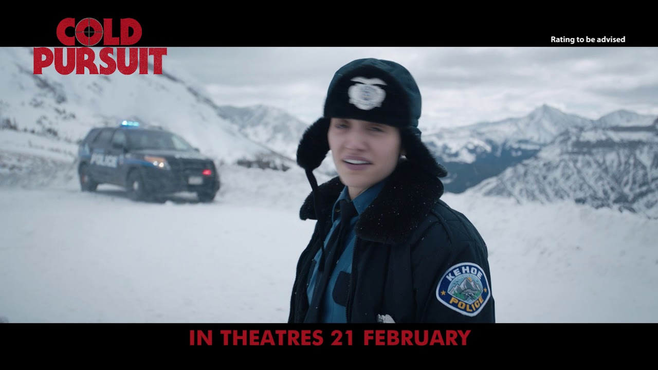 Cold Pursuit Official Trailer Youtube