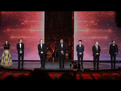 2018 Beijing Int'l Film Festival closes with stunning ceremony