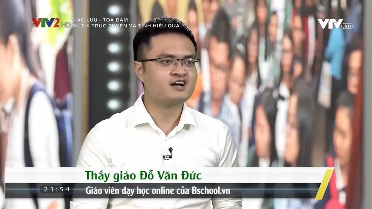 TÍNH HIỆU QUẢ CỦA VIỆC HỌC TRỰC TUYẾN   VTV2