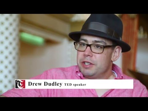Interview with TED speaker Drew Dudley