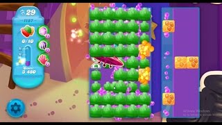 Candy Crush Soda Saga Level 1187 ★★★ Coloring Candy Fun The Highest Score