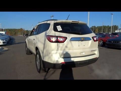 2015 Chevrolet Traverse Durham, Chapel Hill, Raleigh, Cary, Apex, NC GP10932