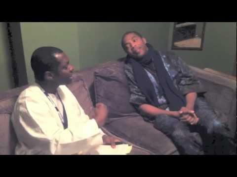 Afrik Lounge Radio's Interview w/ Femi Kuti (Boulder, Co.)