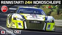 RENNSTART! - TV Cam - 24 Stunden Nordschleife - VRL24H Red Dot Racing - Assetto Corsa