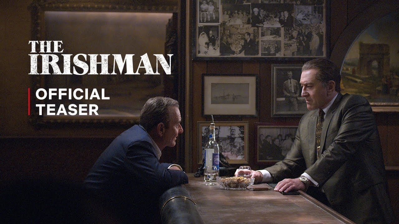 The Irishman | Official Teaser