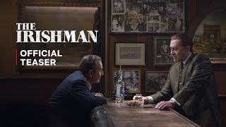 Scorsese's 'The Irishman' (2019) Trailer Is Here - Robert De Niro, Al Pacino, Joe Pesci