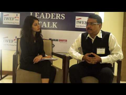 In conversation with Mr. Dinesh Jagdale, Director & CEO, Panama Wind Energy @IWEF2016