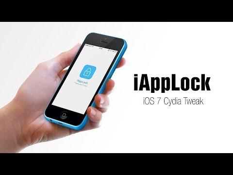 iOS7 Cydia Tweak: iAppLock