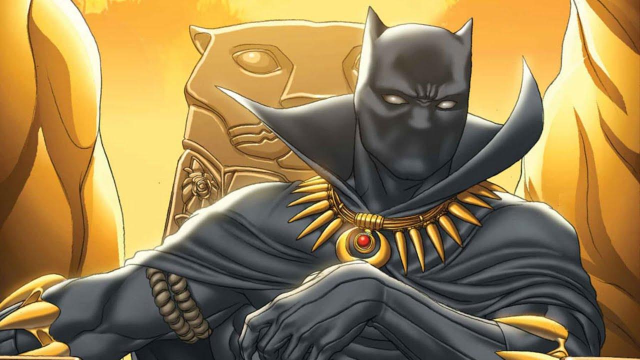 Resultado de imagem para Pantera Negra hq