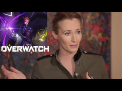 Moira Voice Actor BEFORE OVERWATCH