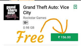 How To Download GTA Vice City In Any Android Device (Hindi/Urdu)