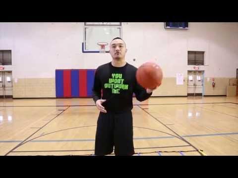 Basketball Training: Harden Double Jab Series #Drills #Work #Training