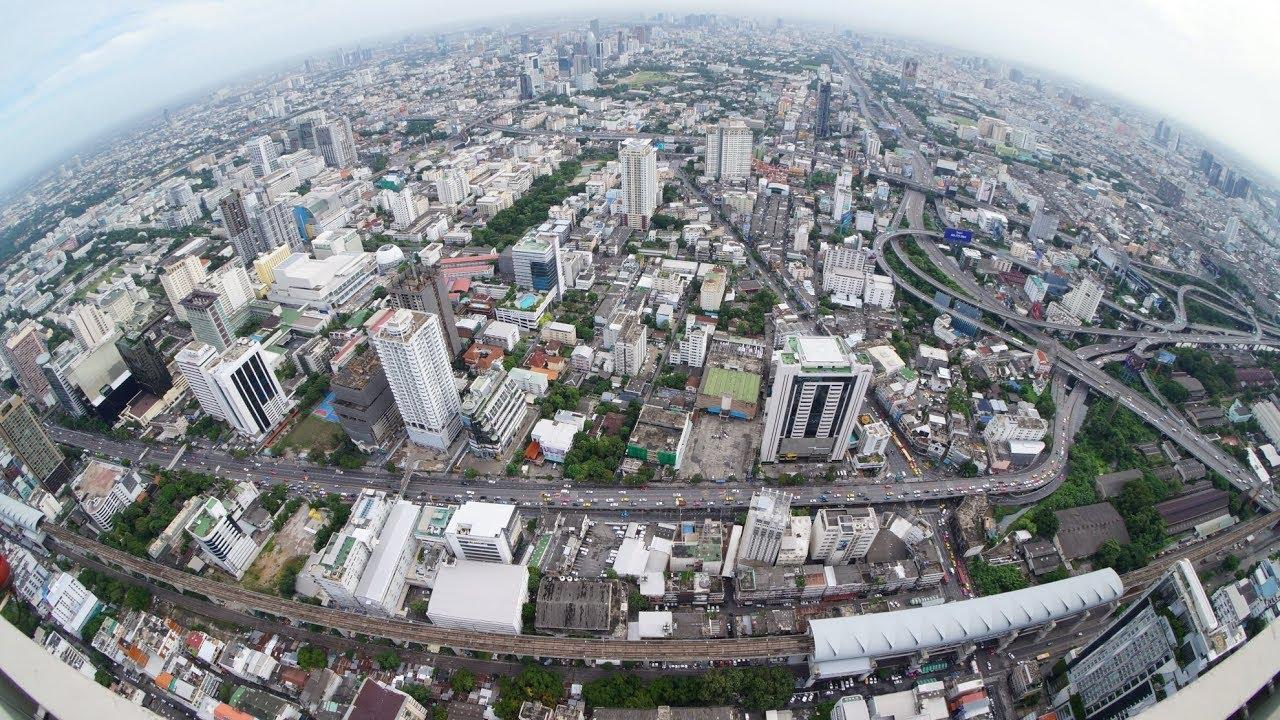 Bangkok, Baiyoke Sky Hotel.