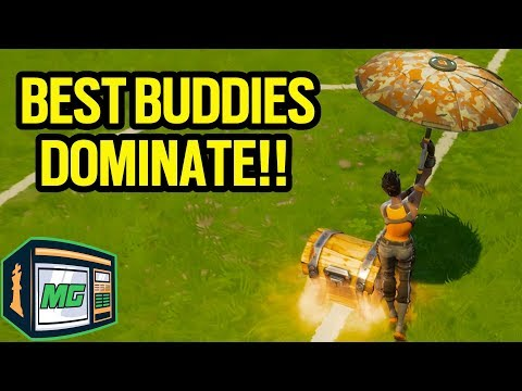 3 Duo Team Wins Back To Back!! - Fortnite Battle Royale