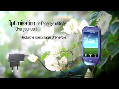 Samsung Blue Earth , superbe démo du produit