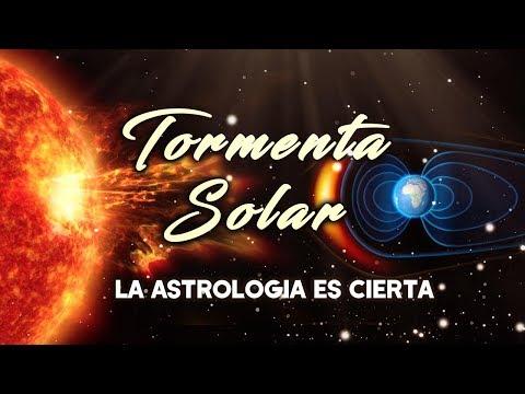Tormenta Solar - La Astrolog�a es Cierta