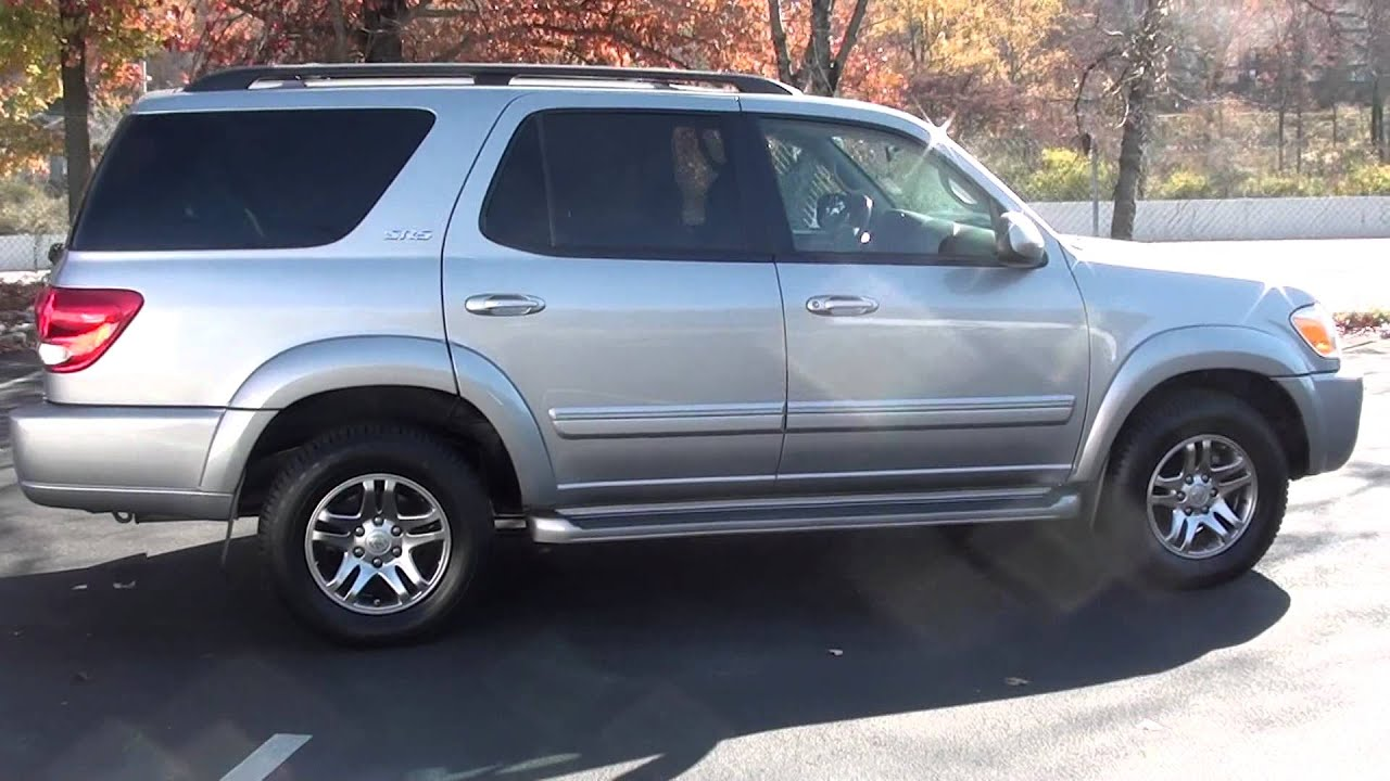 For sale 2007 toyota sequoia sr5 stk p5892 www lcford com