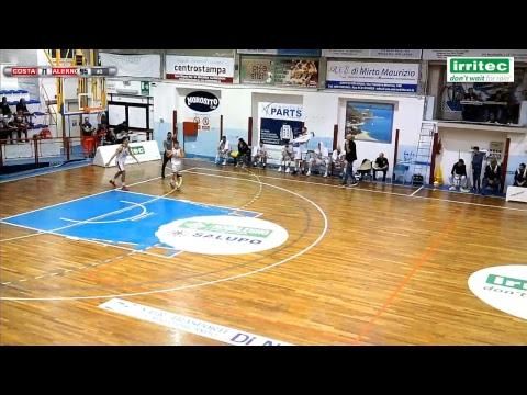 LNP SERIE B 2018/2019 Girone D Irritec Costa D'Orlando Capo D'Orlando - Virtus Arechi Salerno