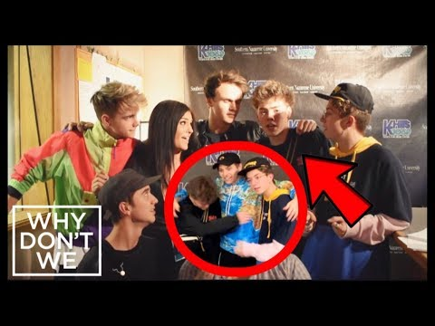 WHY DON'T WE ACOUSTIC PERFORMANCE, Q&A | REUNITED.
