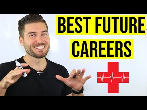 Best Jobs For The Future (2020 & Beyond)