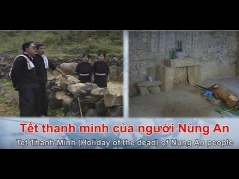 Tet Thanh Minh – Tết Thanh Minh Của Người Nùng An [Du Lịch Văn Hóa Việt Nam]