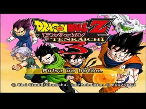 Dragon Ball Z Budokai Tenkaichi 3 on Dolphin SVN R 6480 + Descarga