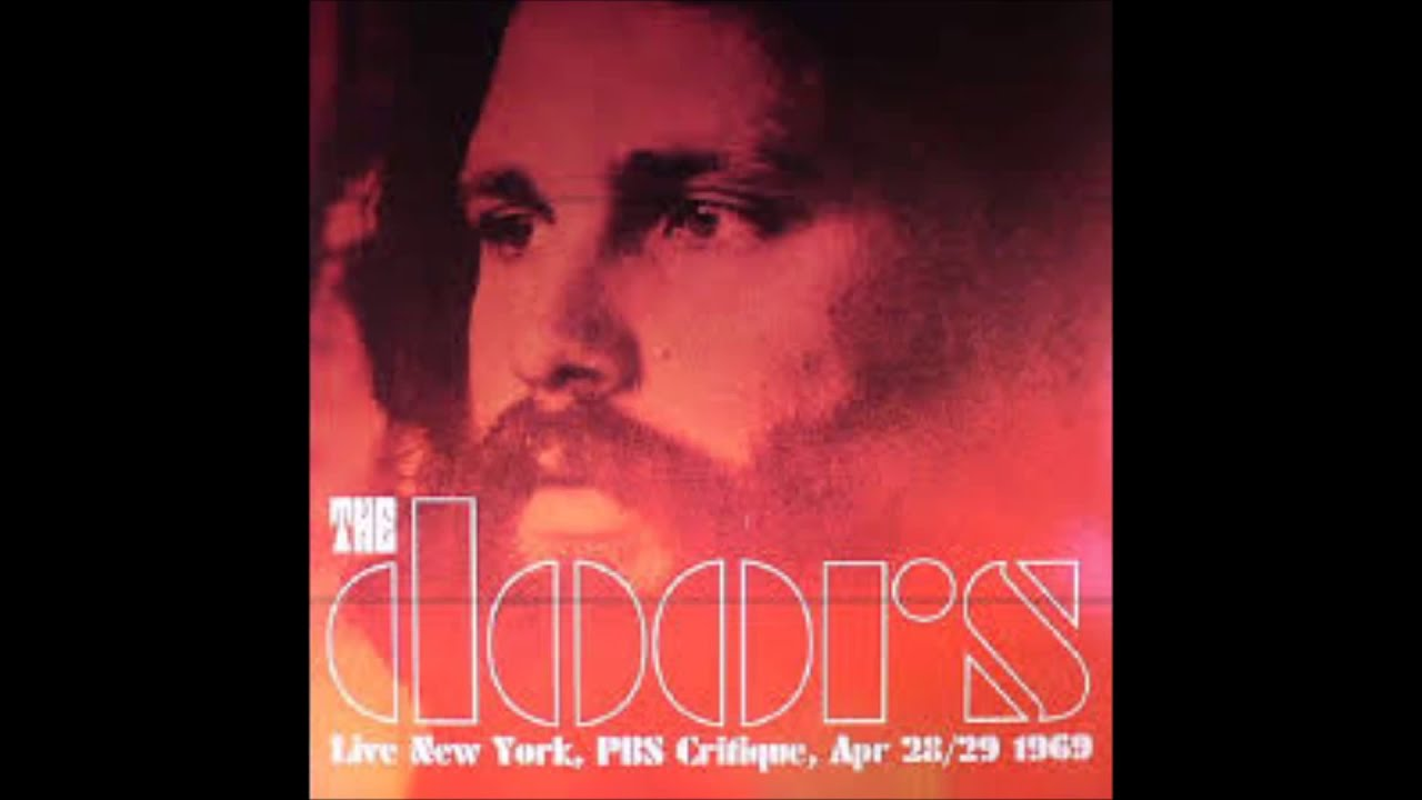 """Download The Doors """"Live New York PBS Critique Apr 28/29 1969 (remastered)"""""""
