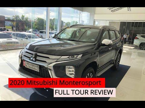 2020 Mitsubishi Montero Sport / Pajero Sport || FULL TOUR REVIEW