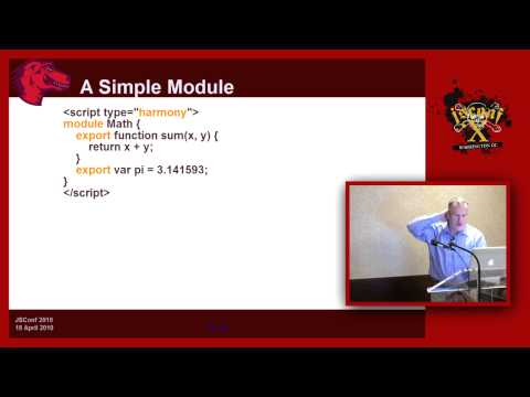 Brendan Eich: An Introduction to JavaScript