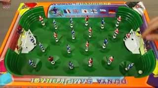 Masaüstü futbol oyunu incelemesi