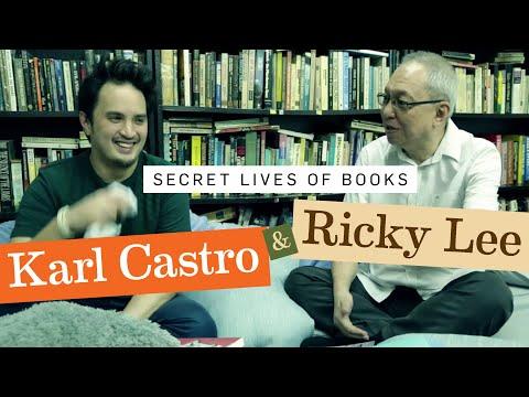 Ang Libro Bilang Collaboration: Karl Castro at Ricky Lee