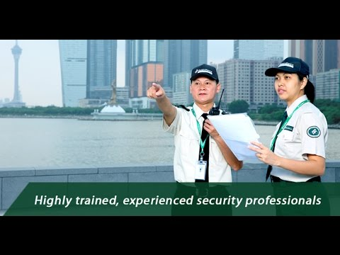 Security Guard Salary In Macau