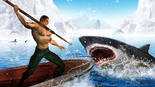 Open Shark Hunting Android Gameplay