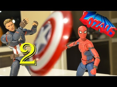 Spider Man Action Series Episode 2