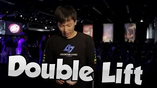 DOUBLELIFT NICKNAME ORIGIN! - That's the Doublelift I love to watch 4