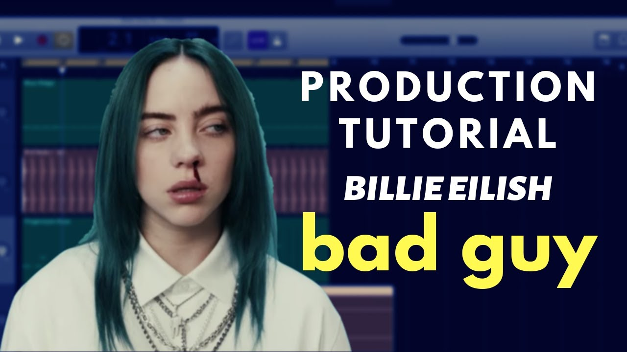 GarageBand Production Tutorial: Billie Eilish -